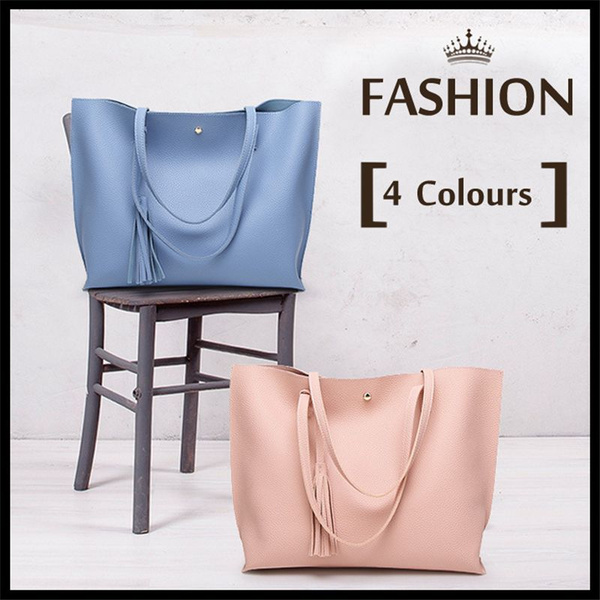 Shoulder Bags, Fashion, Capacity, Totes