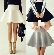 Mini, sexytutuskirt, koreanstyleskirt, Waist