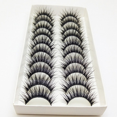 False Eyelashes, Eyelashes, woman fashion, eye