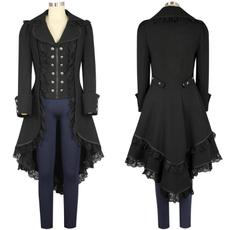 dust coat, Goth, Fashion, tailcoat