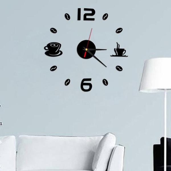 Fashion, Home Decor, Clock, Home & Living