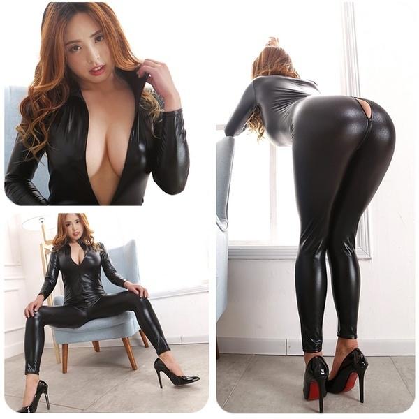 bodysuiterotic, latex, leather, bondage