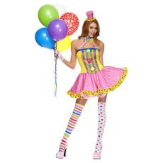 Adult, Halloween, Costume, clown