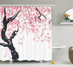 japanesecherryblossom, Shower, Decor, art