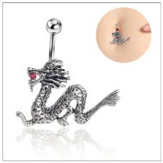 Steel, navelpiercingjewelry, Jewelry, Chinese
