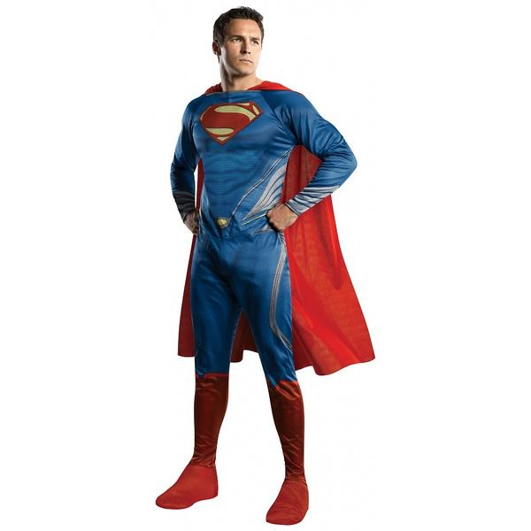 supermanmanofsteel, Superhero, Costume, Superman