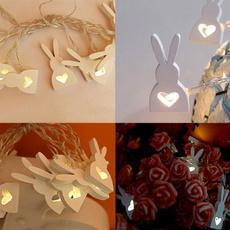 Christmas, fairylight, Battery, lights