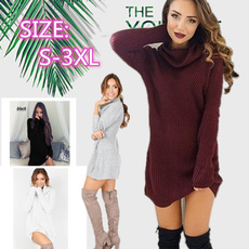 Fashion, sweaters for women, Sleeve, pullover sweater