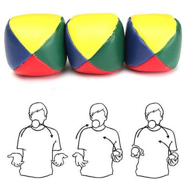 sandbagball, jugglingball, beanbag, Magic