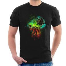 Funny T Shirt, art, Cotton T Shirt, Sleeve