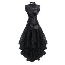 corsetdressplussize, Goth, Plus Size, womencorsetdres