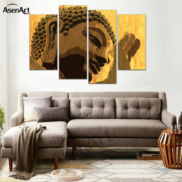 art, religionpainting, canvaspainting, Home & Living
