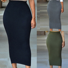 pencil, pencil skirt, high waist, Cocktail