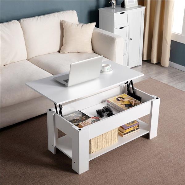 Wood, Coffee, Furniture & Decor, Cocktail