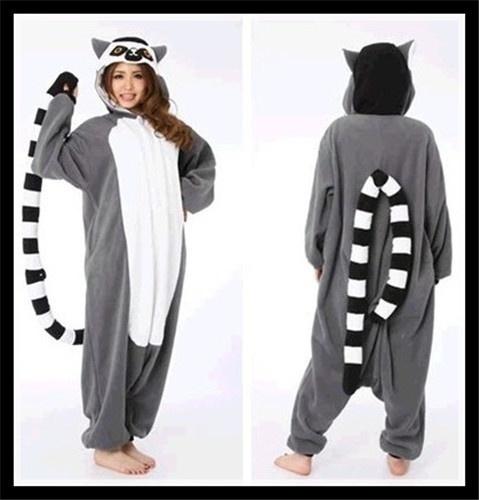 women's pajamas, madagascar, Cosplay, kigurumi
