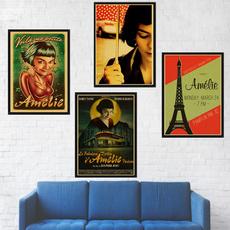 decoration, vintageposter, movieposter, Home & Living