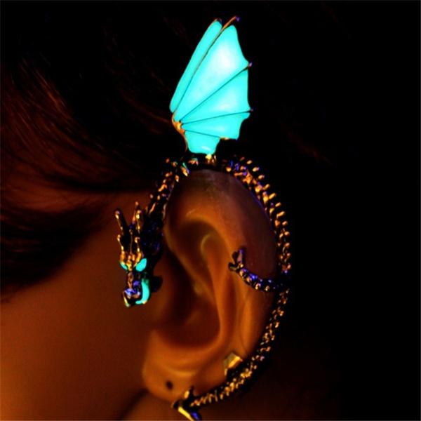 charmearring, luminousearring, Jewelry, Gifts