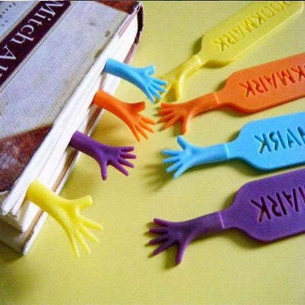 noveltybookmark, Plastic, officeampschoolsupplie, handbookmark