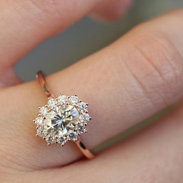 Couple Rings, DIAMOND, wedding ring, Gifts