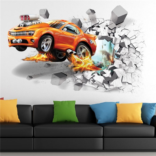 decalwallart, Home Decor, Cars, Posters