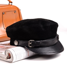 realleather, Fashion, retrohat, leather