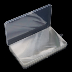 Storage Box, Collectibles, Jewelry, Clear