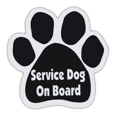 Magnet, Pets, servicedog, Dogs