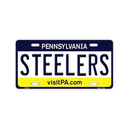 licenseplate, Pittsburgh, Cover, Sport
