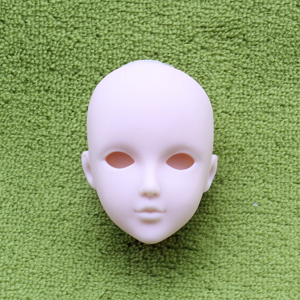 5pcs Bag 1 6 Bjd Doll Head Dolls