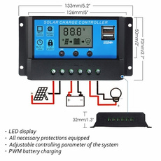 solarpanelchargercontroller, regulatorspart, solarsystemcontroller, Battery