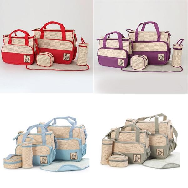 Baby, babydiapernappybag, Totes, Bags