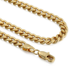 yellow gold, Chain Necklace, Fashion necklaces, Jewelry