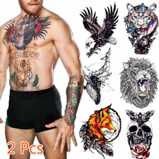 faketattoosticker, Waterproof, Tattoo sticker, 3dtattoosticker