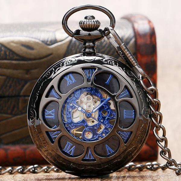 dial, Luxury, Skeleton, Chain