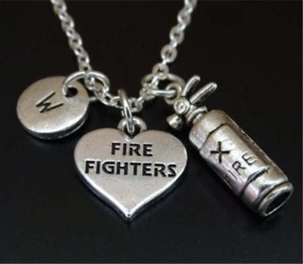 firefightercharm, Jewelry, firefightergift, firefighterwife