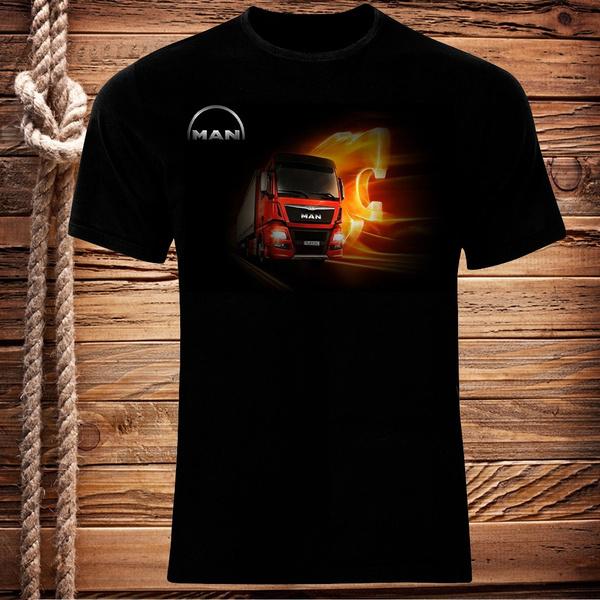 Cotton, Shorts, Truck, #fashion #tshirt