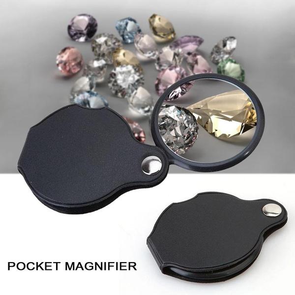 foldingmagnifier10x, eye, Jewelry, jewelrymagnifier