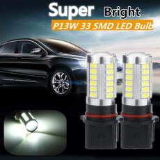 foglamp, lights, led, Mercedes