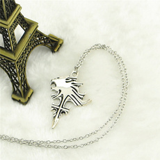 Head, Fashion, Cosplay, Cross necklace