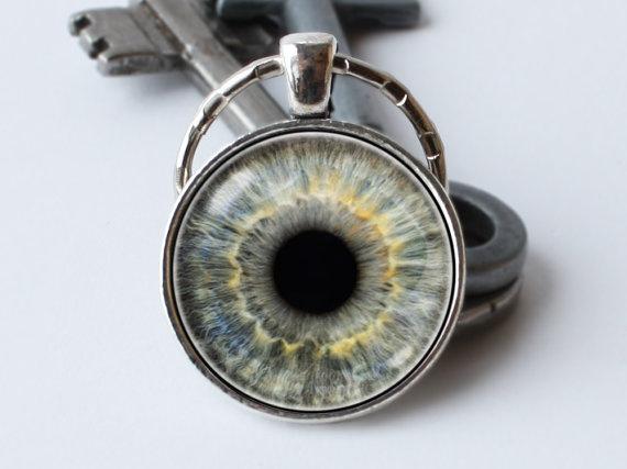 glassartjewelry, artglasscufflink, Key Chain, Jewelry