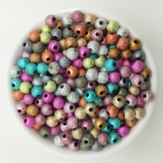 8MM, Jewelry, Colorful, Jewelry Making