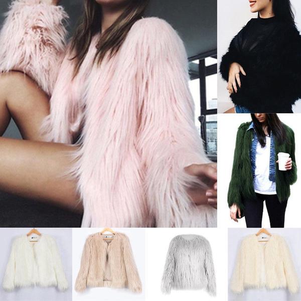 overcoatparka, Fashion, fauxfoxfurjacket, Winter
