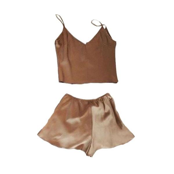 Mini, nightwear, Shorts, crop top