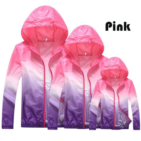 Summer, waterproofsunscreen, hooded, Spring/Autumn