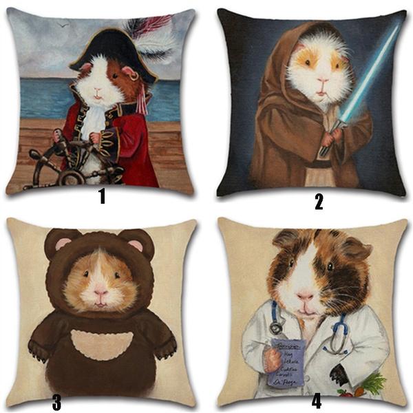 cute, Cushions, Home & Living, Sofas