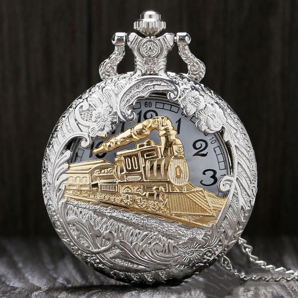 quartz, Jewelry, chainwatch, Clock