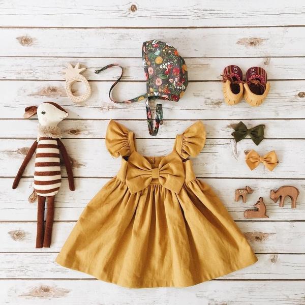 Summer, Baby Girl, Toddler, Princess