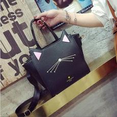 Shoulder Bags, Capacity, Gifts, Casual bag