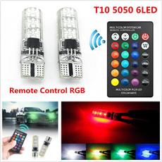 Flashlight, t10bulb, Remote, wedge