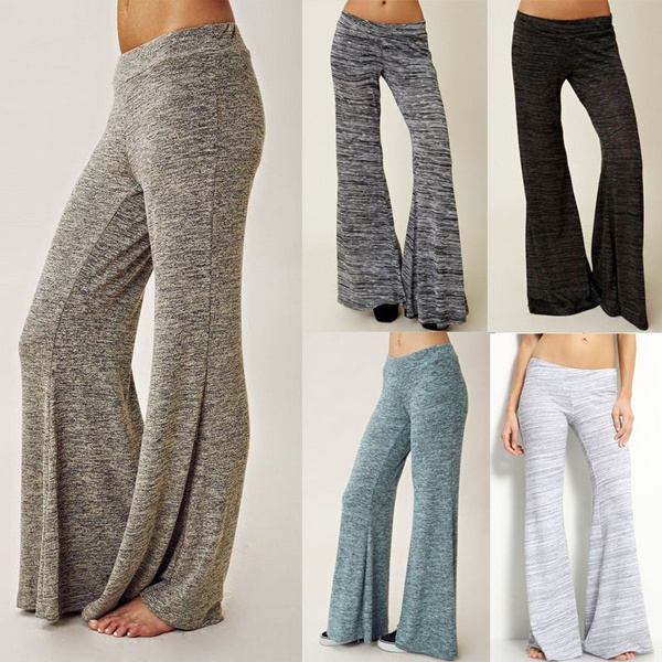 longtrouser, Plus Size, Yoga, pants